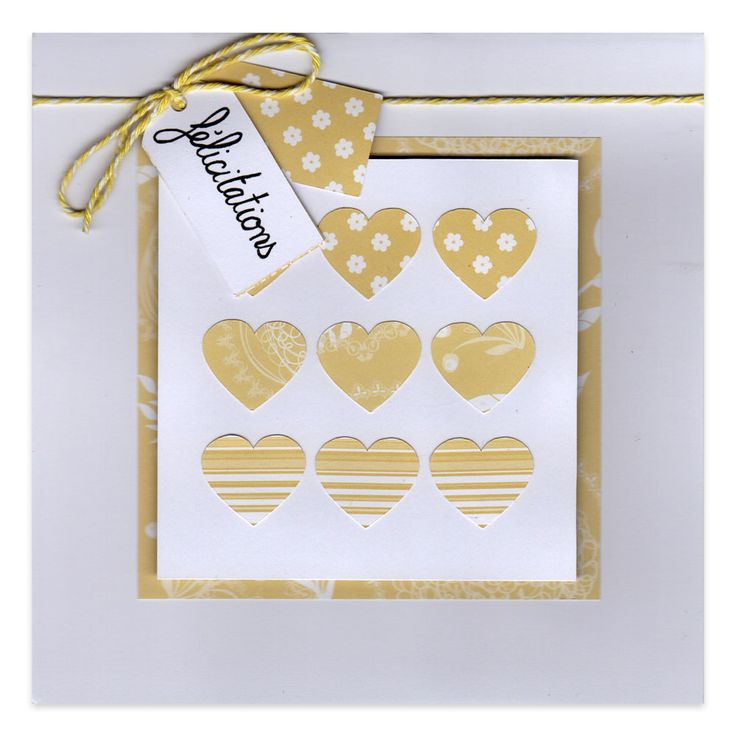 17 best cartes f licitations mariage images on pinterest cards weddings and coeur d 39 alene - Carte mariage felicitation ...