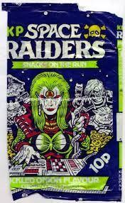 space raiders crisps - Google Search