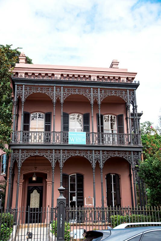 New Orleans Garden District Tour New Orleans Garden District