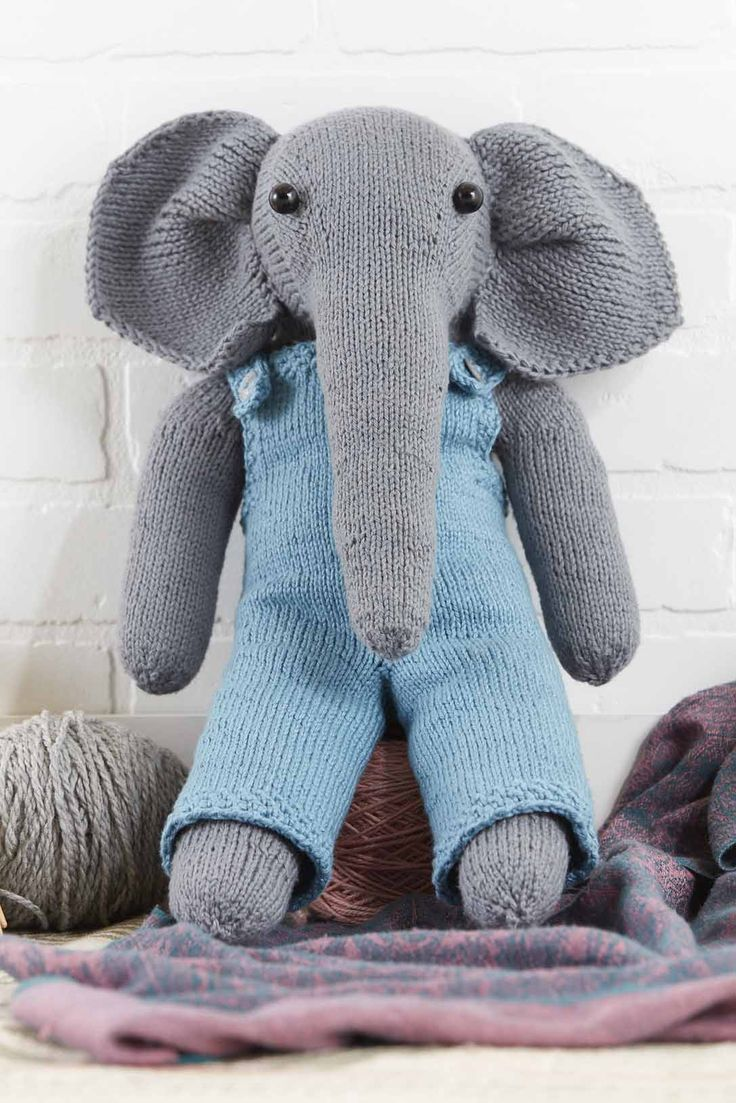 542 best Free Stuffed Animal Knitting Patterns images on Pinterest ...