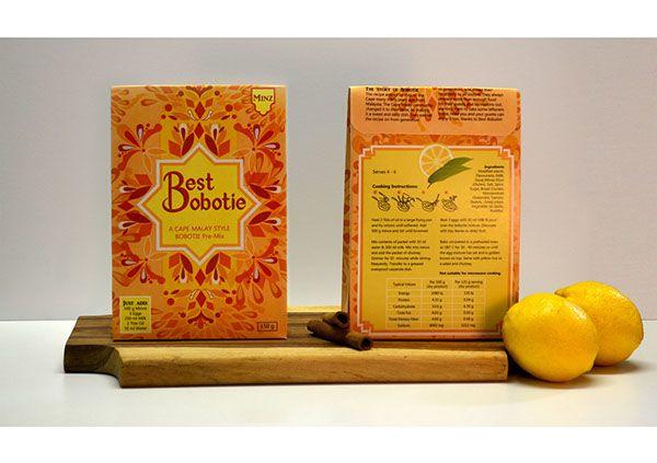Best Bobotie packaging on Behance