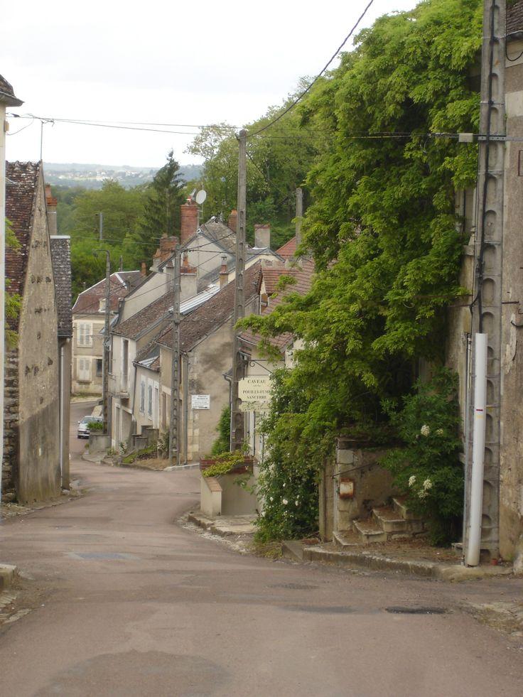 Les Loges, near Sancerre