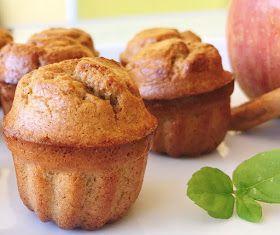 Mamã Paleo: Muffins de Maçã e Canela