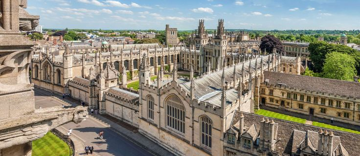 Did you know Oxford University is older than the Aztec Empire? Let's have a look at 50 facts that we bet you didn't know!
