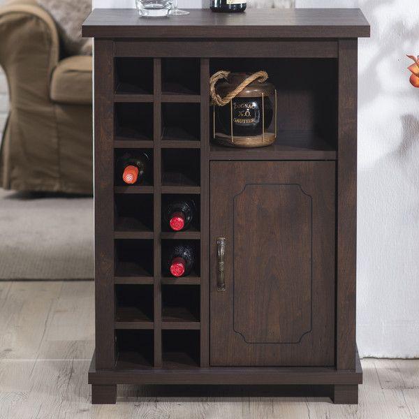 Dionetta 14 Bottle Wine Cabinet $115.99