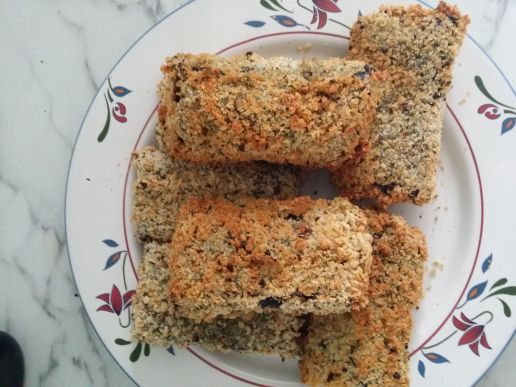 Cómo preparar filetes de pescado vegetal, Recetas de Albóndigas Vegetarianas y Veganas. Ingredientes: Miso, Tofu, Salsa de soja (tamari) , Alga Nori , H...