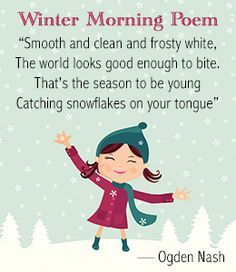 10 Most Famous Poems About the Winter Season