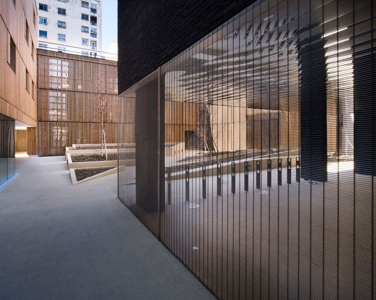 Student Residence in Paris | LAN Architecture.