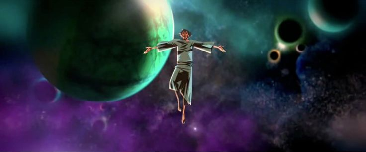 Photos from 'Cosmos: A Spacetime Odyssey' TV Series (Gallery)