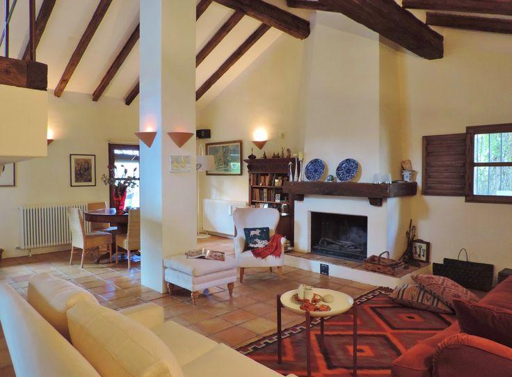 Casa rustica con encanto en venta en olmeda de las fuentes madrid venta remax adelina m - Casa rural con perro madrid ...