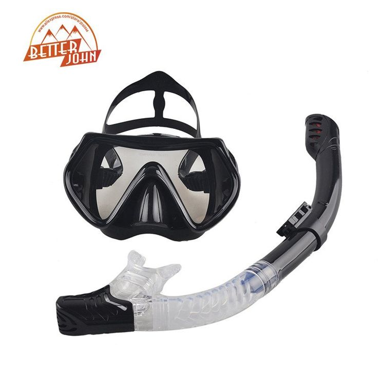 2017 New Professional Scuba Diving Mask Snorkel Anti-Fog Goggles http://www.deepbluediving.org/best-scuba-diving-mask-reviews/