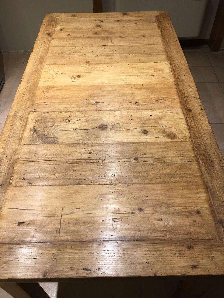Piani per tavoli in legno vecchio yy89 pineglen for Piani rustici contemporanei