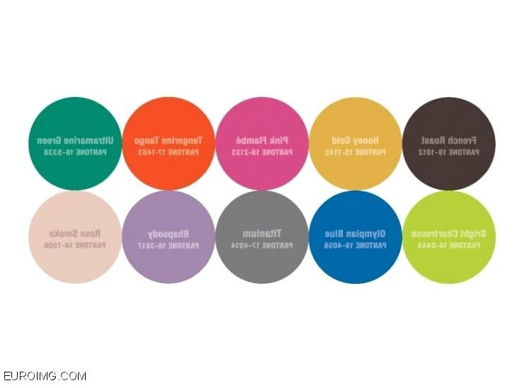 Fall 2014 Wedding Color Trends