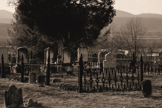 Civil War Veteran's Cemetery WV