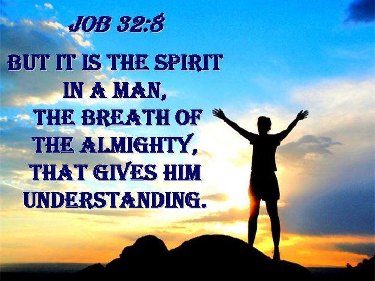 Image result for Job 32:8
