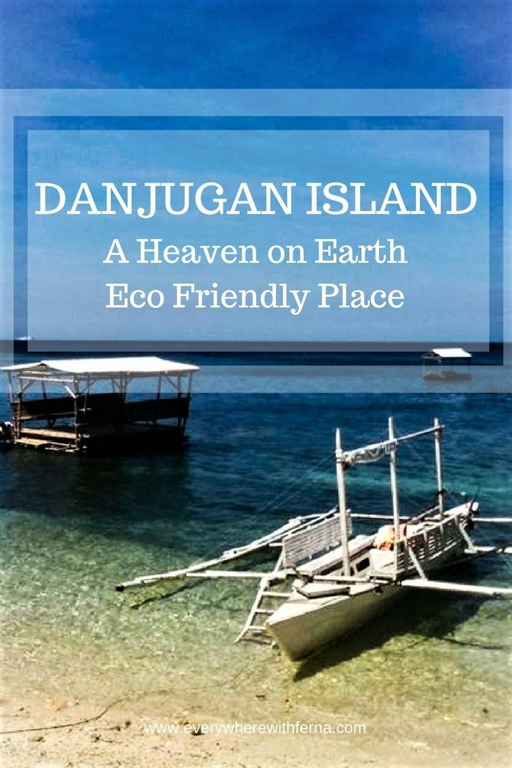 Why this place is a heaven on earth Eco-friendly island? I experienced it to myself. Sharing to you the beauty inside and out on this private island.   #danjugan #island #travel #philippines
