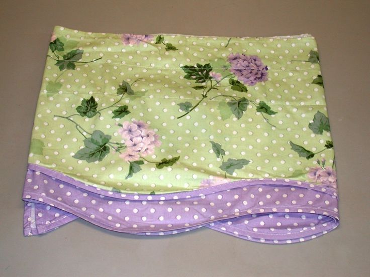 Image result for waverly valance lavender polka dot and green