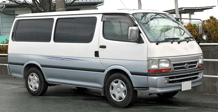 van | File:Toyota Hiace 100 long van 007.JPG - Wikimedia Commons