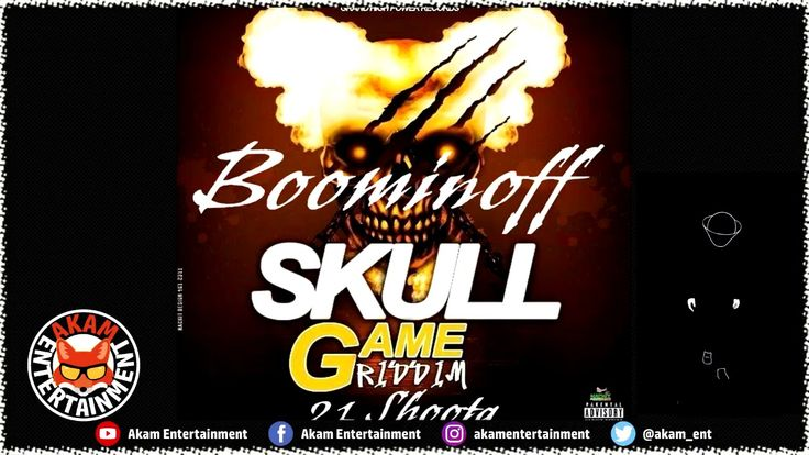 Boominoff   21 Shoota Skull Game Riddim November 2017 http://valintenorecords.simplesite.com https://soundcloud.com/jevoy-jav-valinteno Natziz Instagram:https://www.instagram.com/natziz_/?hl=en Natziz Facebook:https://www.facebook.com/NATZIZ1 Valinteno instagram:https://www.instagram.com/valintenorecords90s/?hl=en Valinteno facebook:https://www.facebook.com/ValintenoRecords Valinteno2 instagram:https://www.instagram.com/valintenorecords/?hl=en…