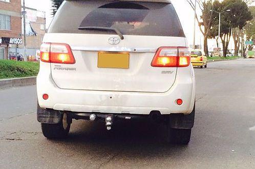 Tiro de Arrastre Toyota Fortuner