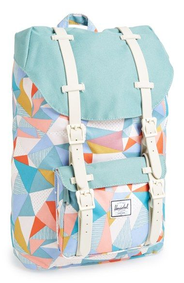 Herschel Supply Co. 'Little America - Medium' Canvas Backpack available at #Nordstrom