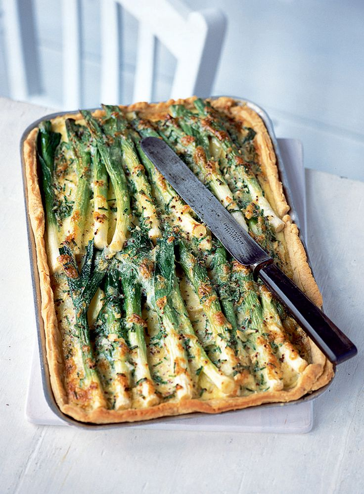 The humble leek really packs a flavourful punch. Try creamy leek gratin, leek and blue cheese baked risotto or leek and chorizo puff pastry tart.