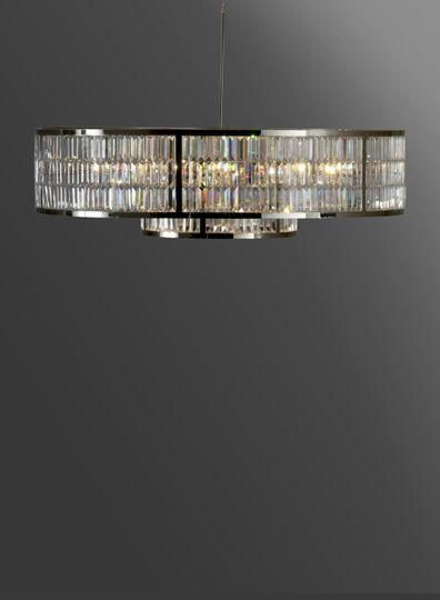 Millfield Chandelier by Philips and Wood.