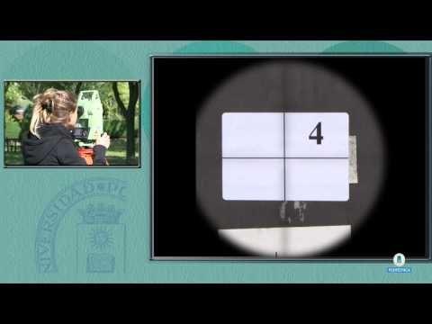 Verificación/calibración de un taquímetro - YouTube -  @BiblioCampusSur