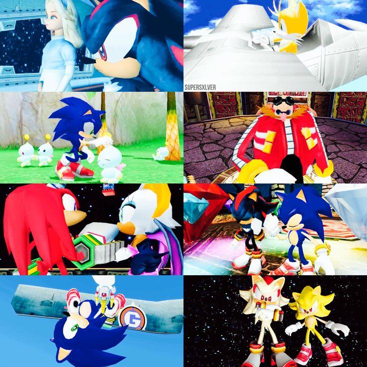 Sonic Adventure 2: Battle.