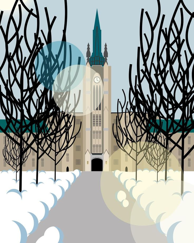 Truong Cong Minh Dang on Instagram designed his 'Middlesex College' from a photo of his friend's campus at University of Western Ontario.  Pretty cool!  Have you tried Assembly yet? It's the simplest and most powerful design app for iPhone and iPad. Easily create your own graphics, logo, icons and characters.