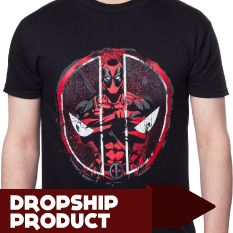 Marvel Comics: De... has just landed in store..  Check it out here: http://www.astroman.co.nz/products/marvel-comics-deadpool-merc-with-an-emblem-t-shirt?utm_campaign=social_autopilot&utm_source=pin&utm_medium=pin