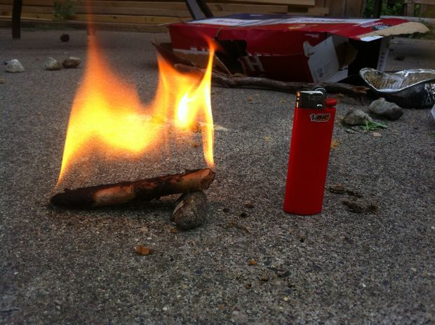 Sawdust Fire Starters ~ Best images about backpacking on pinterest