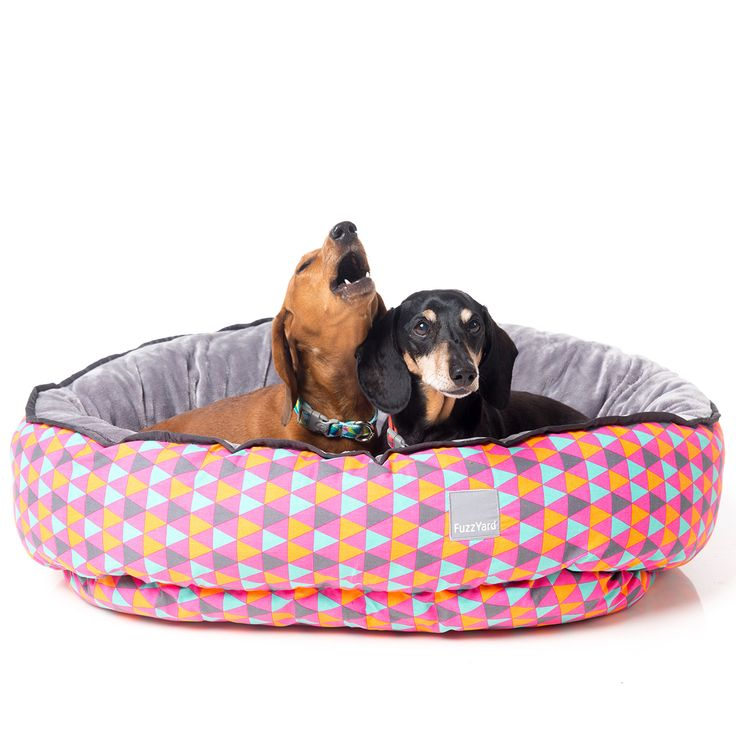 FuzzYard Crush Reversible Pet Bed