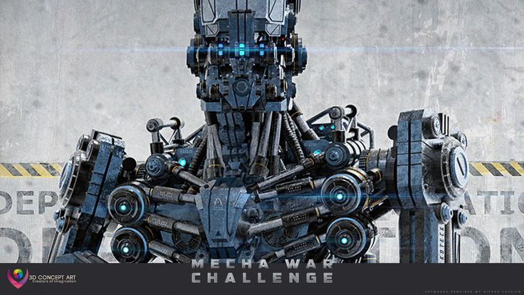 Thanks to the guys at 3d concept art, for the feature as one of the judges for the Mecha Wars Challenge. Here are some of the previous designs i provided for the challenge. Link to challenge below. http://goo.gl/JBRyiA