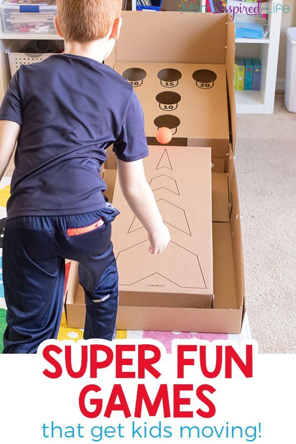 These active games for kids are so much fun! If you are looking for games that kids will be begging to play and that will get them moving, you must check these out.