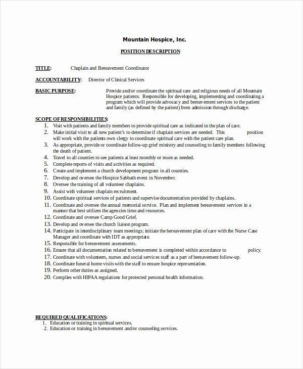 Clinical Observation On Resume 2 Inspirational Patient Care Coordinator Resume Resume Templates Patient Patient Care Coordinator Clinic Spiritual Care