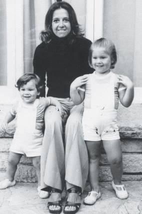Maxima Zorreguieta as a little girl. Now Crown Princess Maxima of the Netherlands