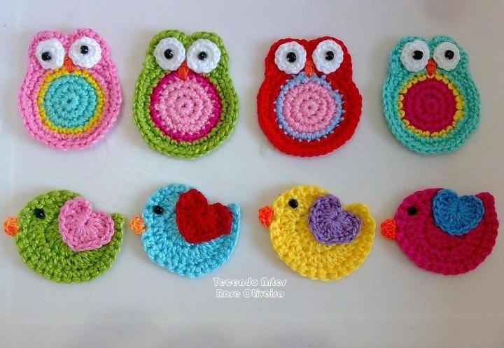 Crochet Lechuzas