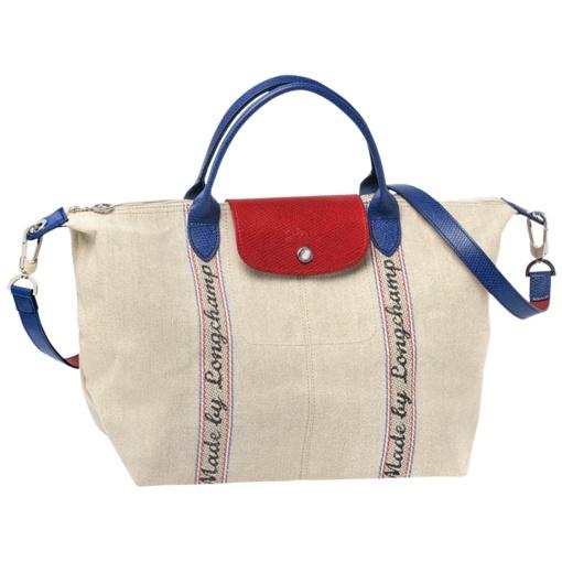 Made by longchamp - Taschen - Ecru - longchamp.com