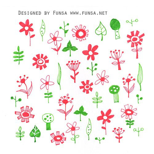 illustration, drawing, pen, print, textile, pattern, surfacedesign, Funsa, 텍스타일, 패턴, 일러스트, 드로잉, 펀사