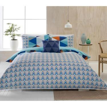 dwell thayer printed quilt cover set thayer spotlight australia quilt cover setsduvet
