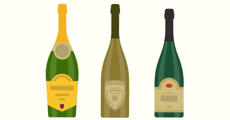 Learn the differences between Champagne, Prosecco, and Cava, the famous sparkling wines from France, Italy, and Spain.