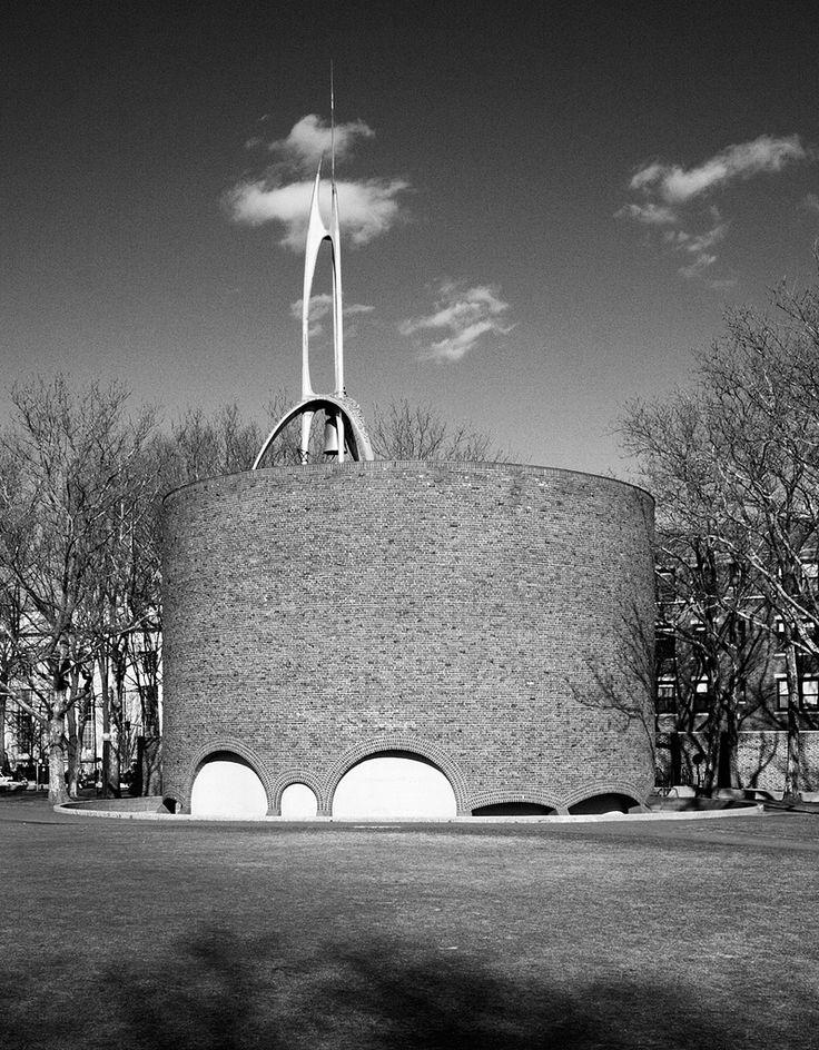 MIT Chapel, Eliel Saarinen, 1955