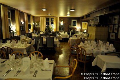 Pospisil's Gasthof Krone - Ein Restaurant des Guide MICHELIN in 77815 Oberbruch
