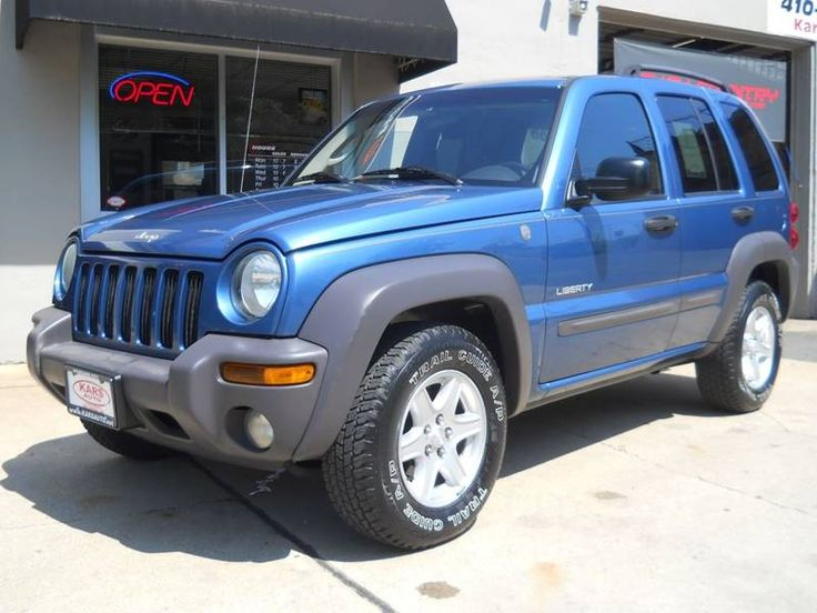 2004 Jeep Liberty 4dr Sport 4WD. 6,993 http//www