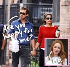 Image result for ryan gosling and rachel mcadams latest news