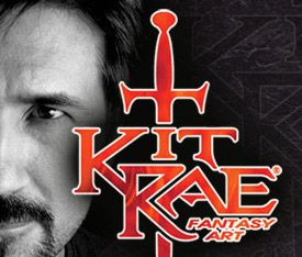 Kit Rae Fantasy Art Home Page