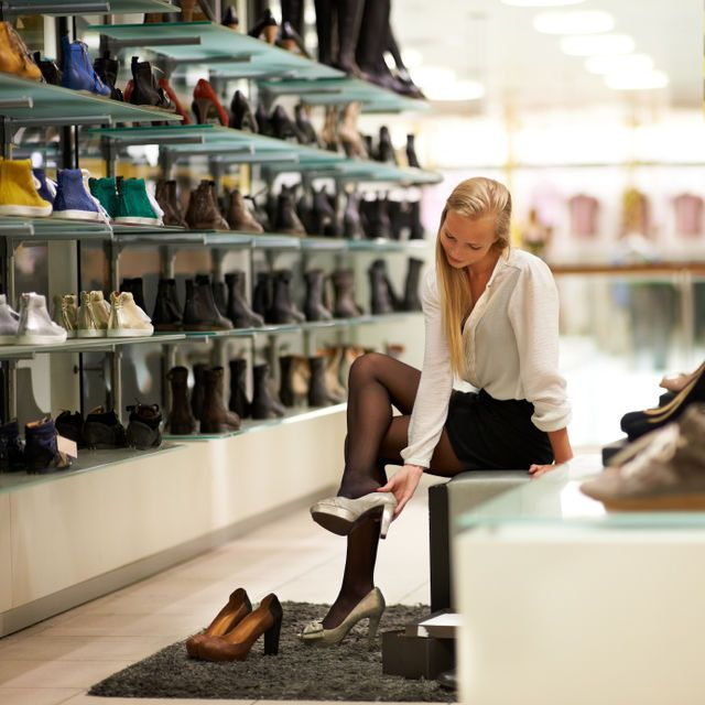 6. Learn to tell if your heels will hurt BEFORE you buy them: