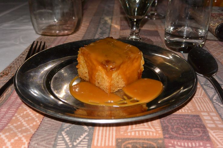 Hmmm: Malva pudding