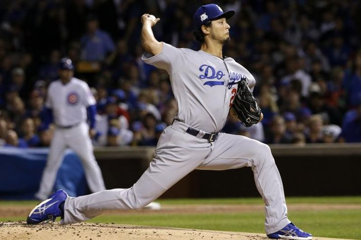 October 24, 2017:  World Series 2017: Astros or Dodgers? Sporting News experts make their picks.  Yu Darvish went 4-3 with a 3.44 ERA and 61 strikeouts in 49.2 innings after he arrived in L.A. over the summer.